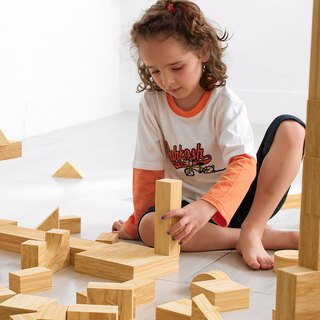 Weplay Softwood Blocks - 30pcs