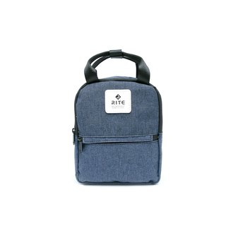 [RITE] Le Tour Series - Dual-use Mini Backpack - Deep Cowboy