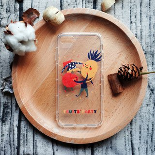 [Fruit family] fruit dance mobile phone shell