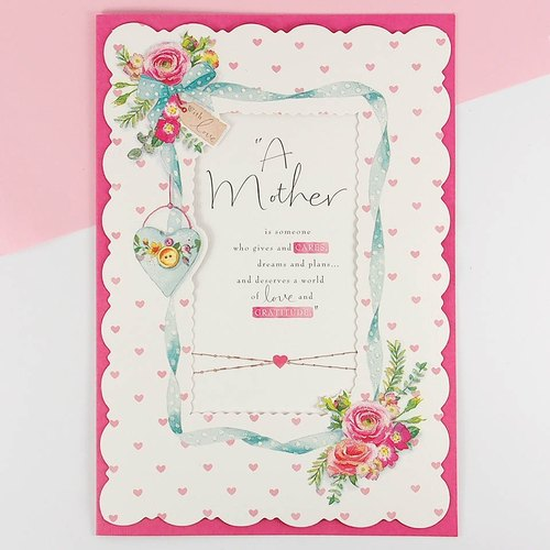 Lace Mother's Day cards and especially []