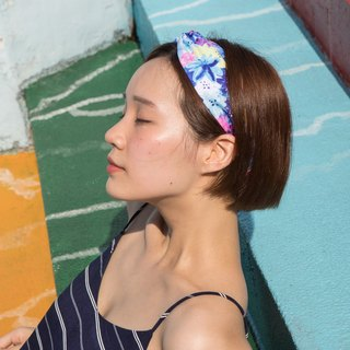 【The MAMA's Closet】Arisanensis Gentiana / Headband