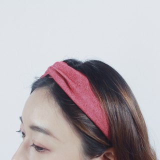 Bubble Queen's Headband - Red
