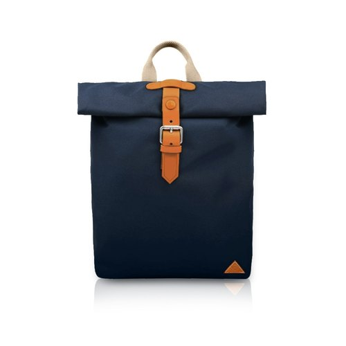 【2017 new products】 Samuel Ashley Green Wen backpack backpack - quiet blue