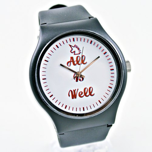 [UNI] All is well (3D effect watch)