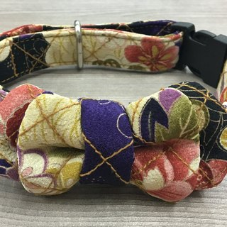 And the wind pet collar --- purple