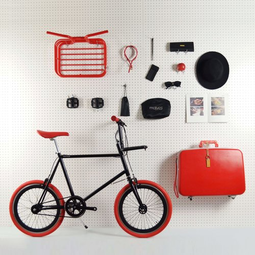 SE ic | Trail car Mini Velo _ Hashtag # Black