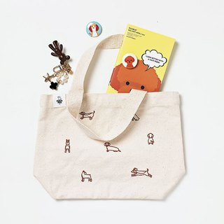 LINE CHARACTER meal bag