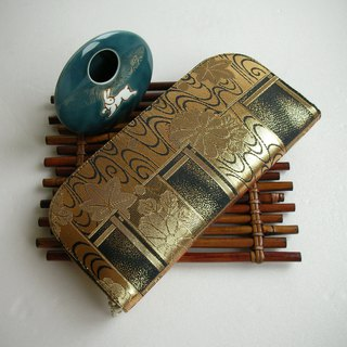 "Jingxijianjinjin Jinzhi ""ancient capital"" - long clip / wallet / purse / gift"