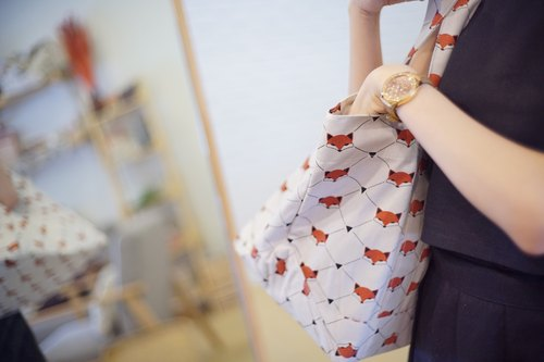 Summer Tote - Fox
