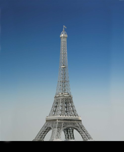 SUSS-Japan imports AerobaseThe Tower Eiffel Tower / Eiffel Tower etched metal mock-up (1/1000) - Pre-Order Free Shipping