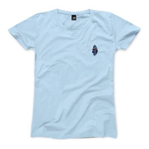 nice to MEAT you - fish - light blue - Women's T-Shirt