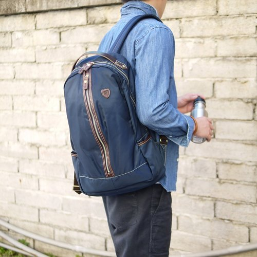 City adventure lightweight nylon hand / backpack Made in Japan by FOLNA
