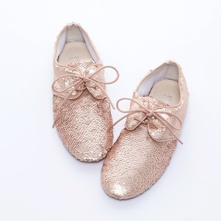 [BREAKING BOUNDARIES] Variety personality magic puppet shoes - rose powder -20170305