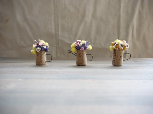 [Row row] cork drying flower pins (single sale, please tell which one)