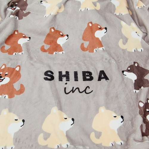 SHIBAincBlanket Cozy Soft Blanket