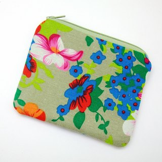 Zipper pouch / coin purse (padded) (ZS-261)