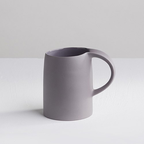 [3, co] wave Mug - Grey