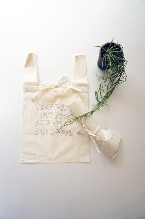Number Eco-BAG