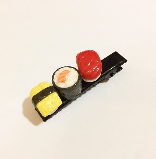 Sushi hairpin ((full 600 random send mystery small gift))