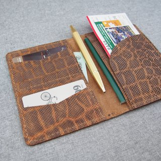Passport holder/passport cover handmade leather