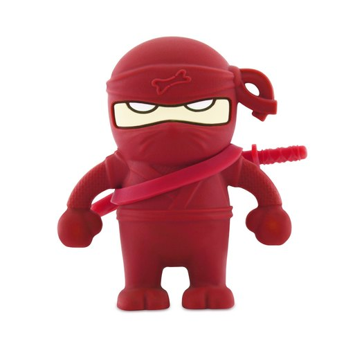 Bone / Ninja Driver Ninja Flash Drive - Red (16G)