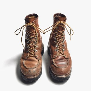 60s Red Wing 詫寂之美獵靴| Red Wing Irish Setter 855 US 8.5EE EUR 4142