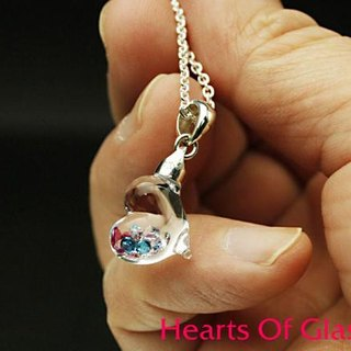 New Ha' of Glass L pendant