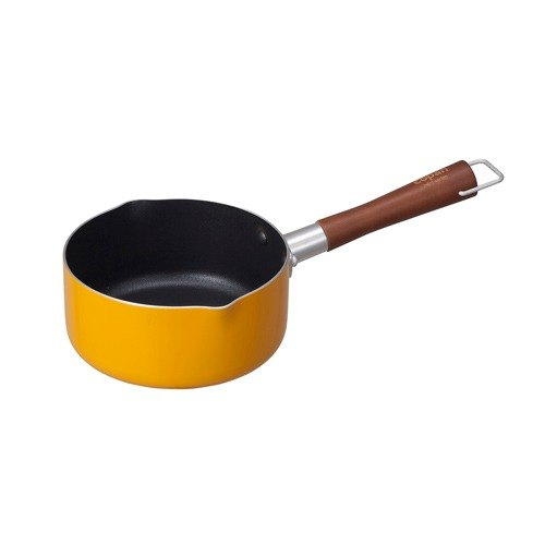 CB COPAN milk pot mini-series (total of 3 colors) yellow mustard