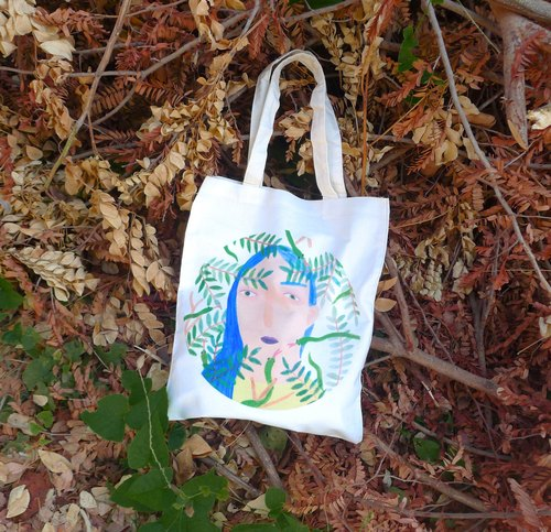 """Lost"" Tote bag"