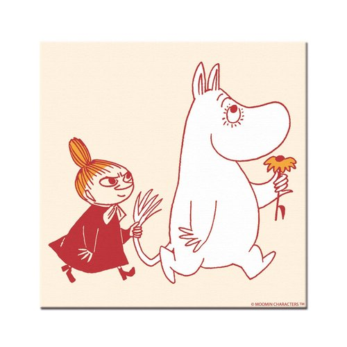 Moomin Moomin authorization - Picture frame 70 * 70cm: [] stooge