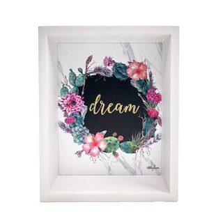 Desert Chic - Dream Shadow Box
