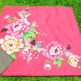 Nuhox Roaring Lion [Block Mat] Blossoming - Picnic Mats, Camping Mats, and Furnishing Mats