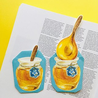 Greeting card/Honeypot