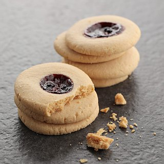 Handmade Biscuits - Blueberry Point (200g / can) │ no additives, no fragrance, no preservatives