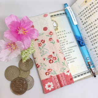 Limited cloth patchwork wind passport holder passport holder