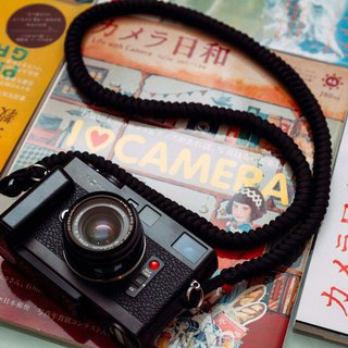 Hand Make Original Weaving High Strength Nylon Rope Camera Strap