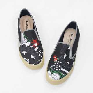Fairytale casual shoes (adults) - Little Red Riding Hood and Big Wolf