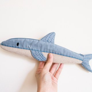 鯊魚 Shark travel cutlery pouch