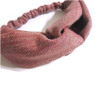 Red bean lover Elastic hair band