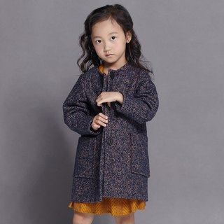 Ángeles-Rolling Color Coat (For Woman)