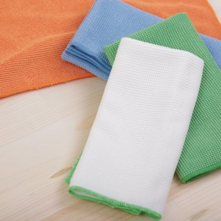 Microfiber rag [Baote bottle recycling environmentally friendly fiber fabric]