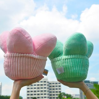 Huat Kueh Cushion Plush Toy Fun Singapore