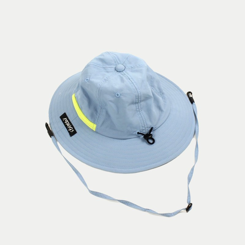 Baby Blue Fisherman Hat