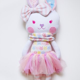 [Clothes memorial puppet] bunny
