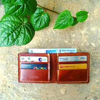 Man Billfold (color brown)
