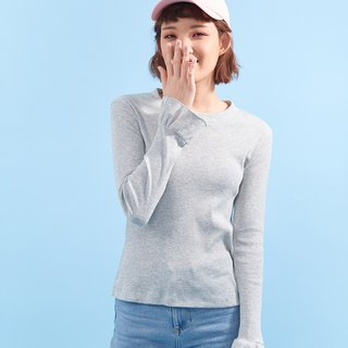 Betty bell top (grey)