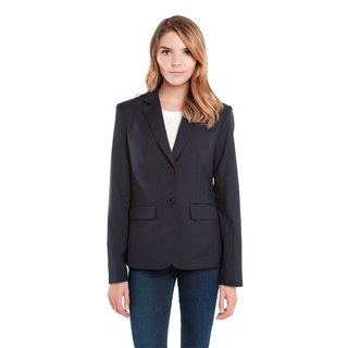 BAUBAX BLAZER multifunction wrinkle-free jacket (female) - Navy