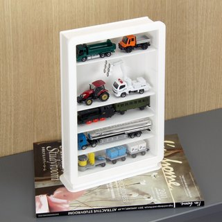 Vertical Acrylic Model Display Case - L