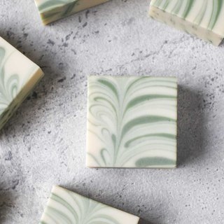 Cedarwood and Rosemary artisan soap