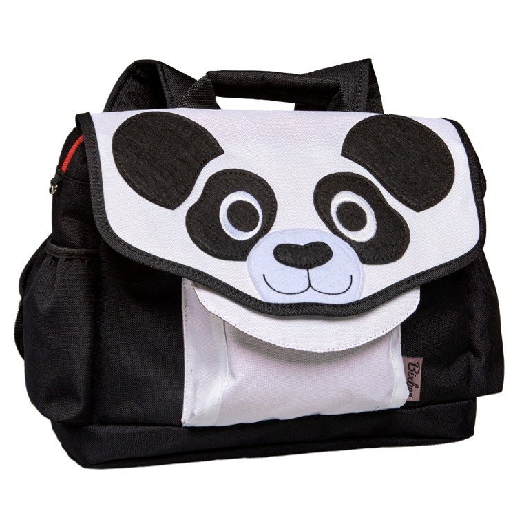 American Bixbee3D animal childrens series - good Kung Fu Panda Kid backpack